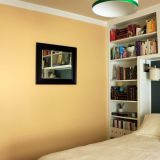 """Amanda's """"Butter Yellow"""" Room — room for color contest"""