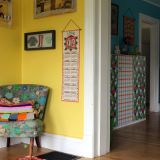 "Kittee's ""Better Brighter"" Room — Room for Color Contest"