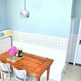 "Johanna's ""Belgian Summer"" Room — Room for Color 2014"
