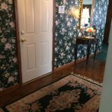 Deborah's Flowery Entryway — Energize Your Entryway Contest
