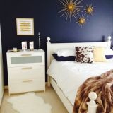 """Bethany's """"Boutique Bold"""" Room — Room for Color Contest"""