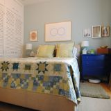 """Sydney's """"Soft Greens and Blues"""" Room — Room for Color Contest"""