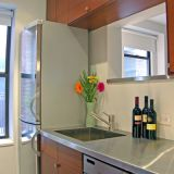 MaryEllen's Sleek, Storage-Heavy Kitchen — Small Cool Kitchens 2012