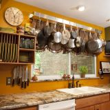 Before & After: Tamara's Kitchen Customized for Her Cooking — The Big Reveal
