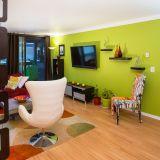 "Natalie's ""Retro"" Room — Room for color contest"