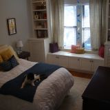 Rebecca's Window Seat in the Bedroom — My Bedroom Retreat Contest