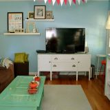 "Erin's ""Happy to be Home"" Room — Room for Color Contest"