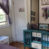 """Stephanie's """"Dusty Lavender and Teal"""" Room — Room for Color 2014"""
