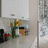 Meliha's Focal Point Kitchen — Small Cool Kitchens 2013