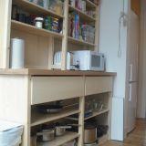 May's White & Wood Edinburgh Kitchen — Small Cool Kitchens 2012