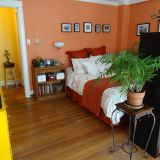 "Melanie's ""Terracotta Traveler"" Room — Room for Color Contest"