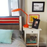 Meg's Vibrant & Energized Bedroom — My Bedroom Retreat Contest