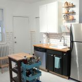 Before & After: Melissa's Country-Meets-City Kitchen Makeover — The Big Reveal