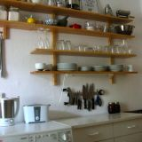 Annie's Charming, Budget Berlin Kitchen — Small Cool Kitchens 2012