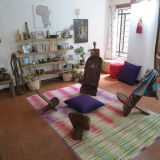 "Suganya's ""Nairobi Brights"" Room — Room for Color Contest"