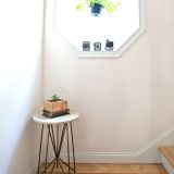 "A.J.'s ""Sense of Inspiration"" Entryway — Energize Your Entryway Contest"