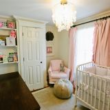 """Katie's """"Sweet White"""" Nursery — Room for Color Contest"""
