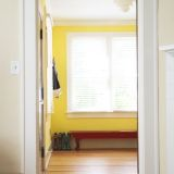 """Stacey's """"Mustard, Ketchup & One Hot Dog"""" Room — Room for Color Contest"""