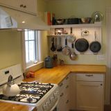 Before & After: Emilie's Brighter, More Functional Kitchen — The Big Reveal