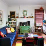 Caity's Curated (But Maximalist at Heart) Home — Small Cool