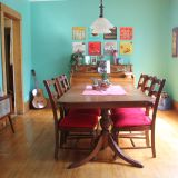 "Amy's ""Teal Appeal"" Room — Room for Color Contest"