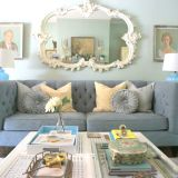 """Kristie's """"Light & Happy"""" Room — Room for Color Contest"""