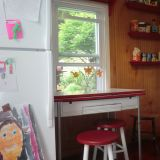 Karen's Well-Loved Country Kitchen — Small Cool Kitchens 2013