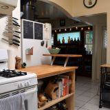 Lauren's Everything-in-Reach Kitchen — Small Cool Kitchens 2013