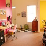 "Sara's ""Happy & Bright"" Room — Room for Color Contest"