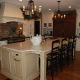 Before & After: Denise's Old-World Kitchen Transformation — The Big Reveal