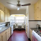 Lauryn's Bright & Cheerful Retro Kitchen — Small Cool Kitchens 2012