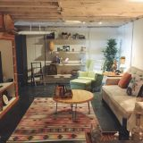 Lydia's Eclectic, Modern Studio