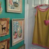"Debi's ""Emerald"" Room — Room for Color Contest"