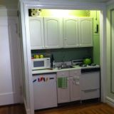 Ashley's Improved NYC Kitchen —  Small Cool Kitchens 2012