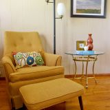 "Sarah's ""Warm Vintage"" Room — Room for Color Contest"