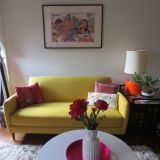 """Camille's """"Bright & Graphic"""" Room — Room for Color Contest"""