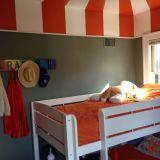 "Sofia's ""Striped Ceiling"" Room — Room for Color Contest"