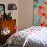 "Terri's ""Powdered Peach"" Room — Room For Color Contest"