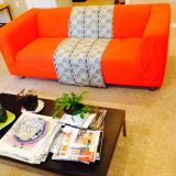 "Gigi's ""Caribbean Warmth"" Room — Room for Color 2014"