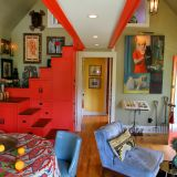 "Franco's ""Expressionist"" Room — Room for Color Contest"