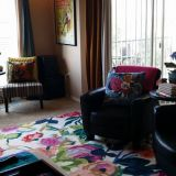"Emberly's ""Floral Jewel Toned"" Room — Room for Color 2014"
