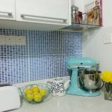 """Shereen's """"Island Blues"""" Kitchen — Room for Color Contest"""