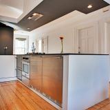 kitchen cabinets to ceiling before amp after a small boston kitchen goes bigdwell kitchn 6422