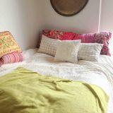 """Jennifer's """"Pink & Lime"""" Room"""
