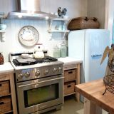 Susan's Country Glam Kitchen — Small Cool Kitchens 2013