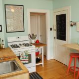 Katie's Little Workhorse of a Kitchen — Small Cool Kitchens 2013