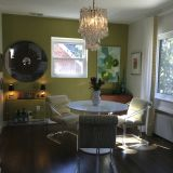 """Sabrina's """"Mad for Mossy Green"""" Room — Room for Color Contest"""