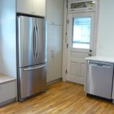 Before & After: Evangelina's All-White Kitchen Renovation — The Big Reveal
