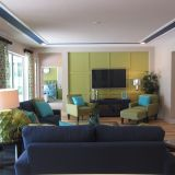 """Mina's """"Sassy Green"""" Room — Room for Color Contest"""
