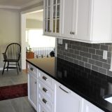 Before & After: Robert's Tiny, Transformed Cabin Kitchen — The Big Reveal